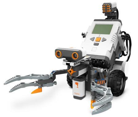 robot rubiks cube