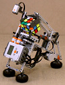 Build your own Rubik's Cube-solving robot